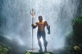 Aquaman Blu-ray Review – Creation of a Whole New Underwater World!