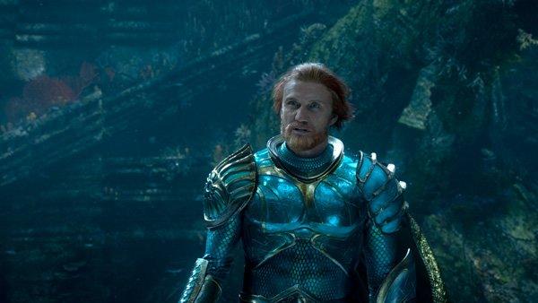 Dolph Lundgren as King Nereus