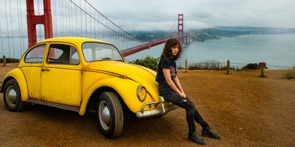Feature bumblebee blu ray review feat