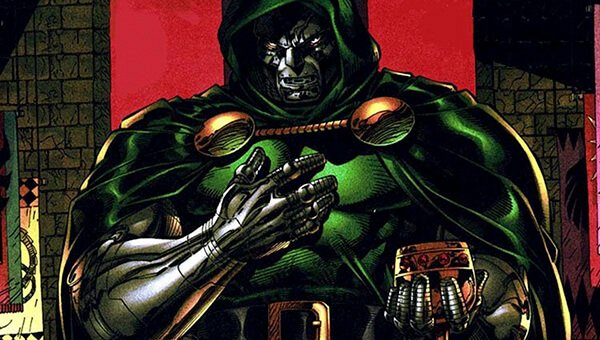 The menacing Doctor Doom
