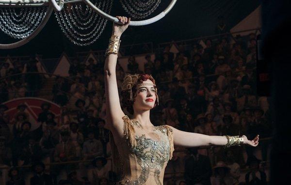 Eva Green as aerialist Collette