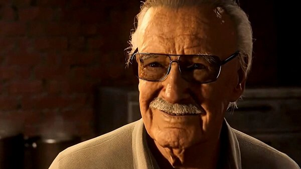 Greetings true believers! - Stan Lee cameo from Marvel's Spider-Man on PS4