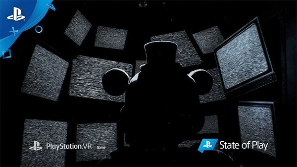 The horror of Five Nights at Freddy's comes to PlayStation VR.