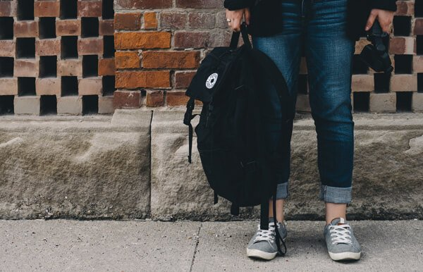 Packing your school bag the night before can help you stay organized and less stressed