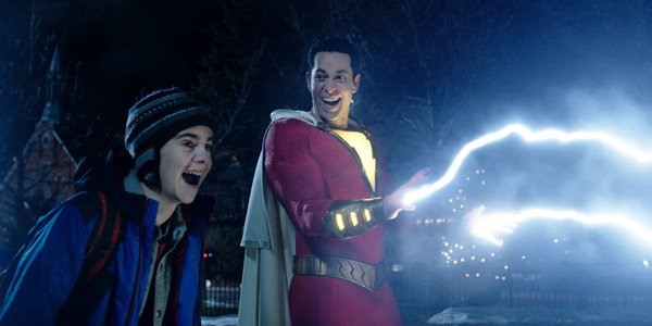 Feature shazam movie review feat