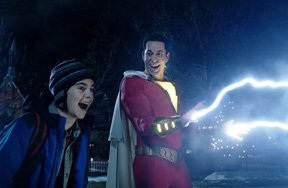 Preview shazam movie review pre