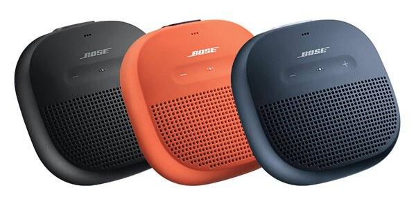Bose SoundLink Micro Speaker come in multiple colors
