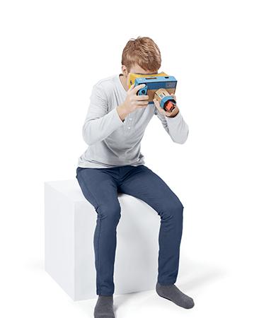 The Toy-Con Camera.