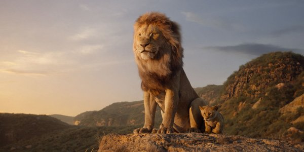 Watch The Stunning New Trailer for The Lion King