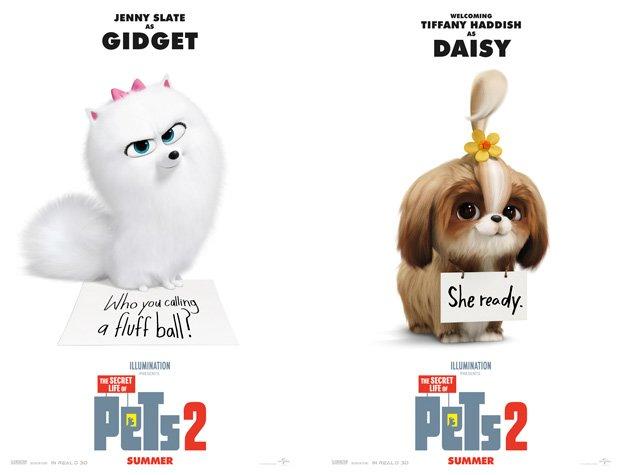 Gidget and Daisy