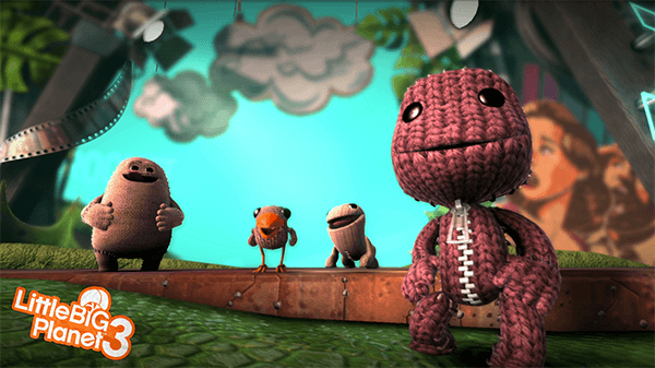 LittleBigPlanet 3 has a special workaround to deal with any errors caused by the PSN name changes.