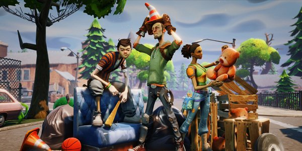 Three of Fortnite's Biggest Changes