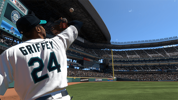 Iconic players make a return in the latest iteration of MLB The Show.