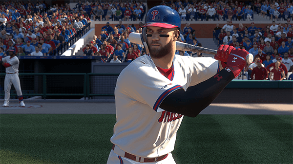 As expected, the players look as awesome as the enviornments do.