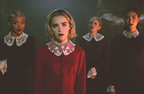 Preview the chilling adventures of sabrina instagram roundup pre