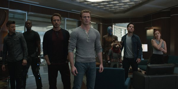 Cast Interview Avengers: Endgame – Actors Feel Like a Strong Family