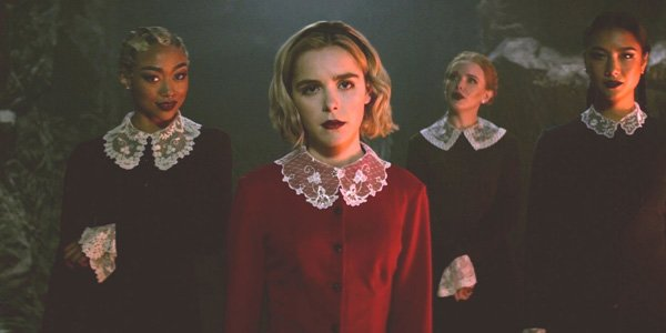 April Instagram Roundup: The Chilling Adventures of Sabrina