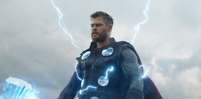 Thor powers up