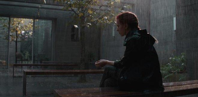Black Widow (Natasha) wonders if she will survive