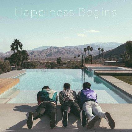 Jonas Brothers Happiness Begins Album