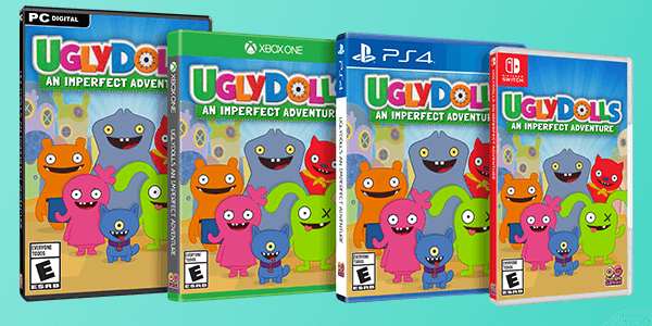 UglyDolls: An Imperfect Adventure Comes to Video Game Consoles