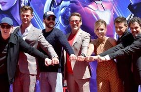 Preview avengers endgame cast pre