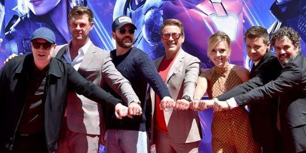 Instagram and Twitter Roundup! Avengers: Endgame Edition
