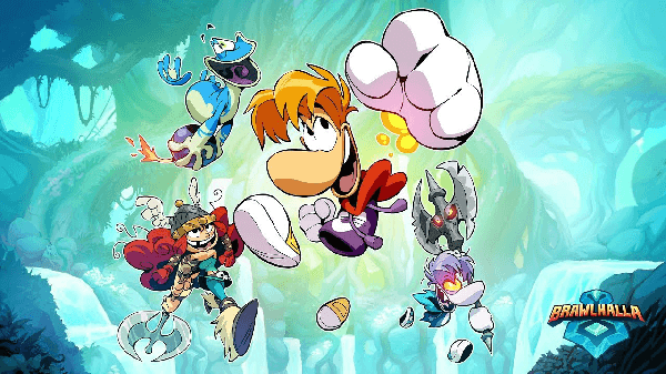 Rayman appeared in a similar title called Brawlhalla proving that he could work in a game like Smash.