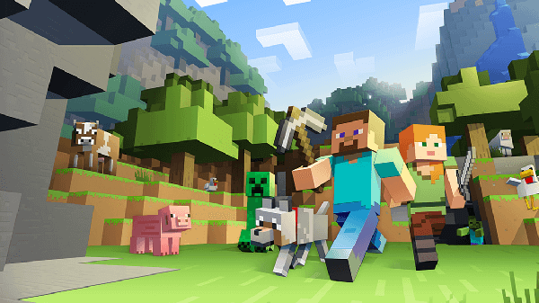 Minecraft is one of the world's most recognizable games in the world. So let's get it represented in Smash!