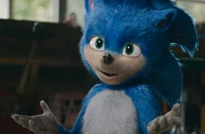 Preview sonic the hedgehog live action movie pre