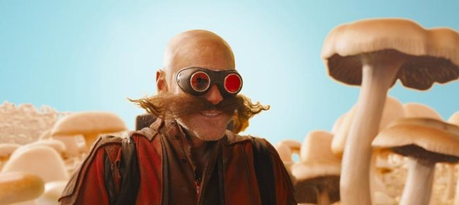 Jim Carrey as Dr. Robotnik