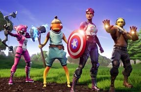Preview fortnite avengers endgame game pre