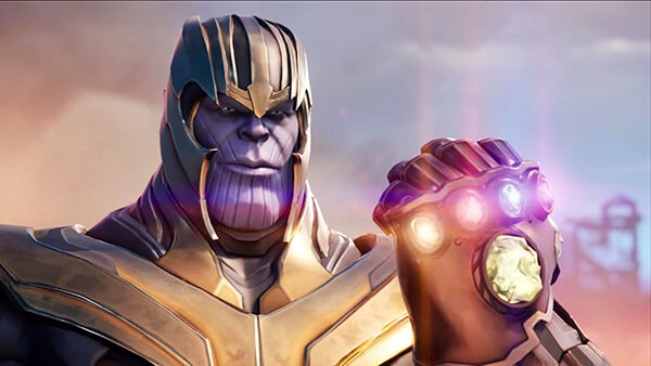 Thanos is back in Fortnite