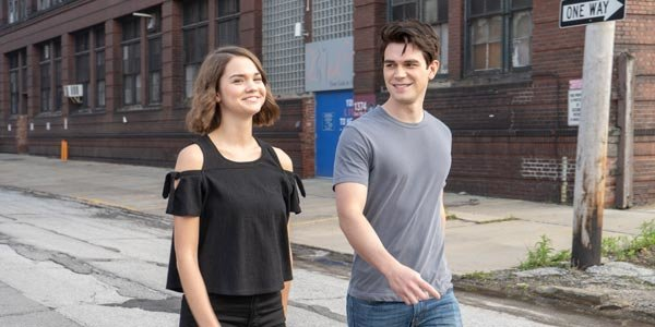 Feature the last summer kj apa maia mitchell interview feat