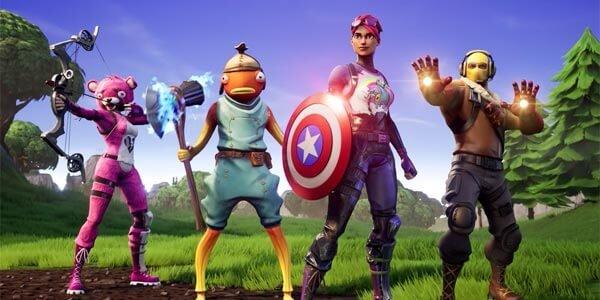 Fortnite X Avengers: Endgame Impressions