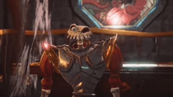 MediEvil rises from the grave of the original PlayStation.