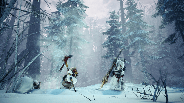 Monster Hunter World: Iceborne seems larger than your standard add-on.