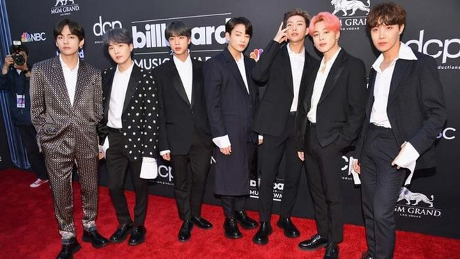 BTS at the Billboard Music Awards