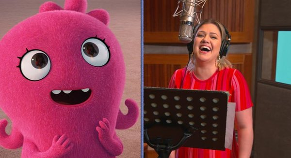 Kelly Clarkson voices heroine Moxy