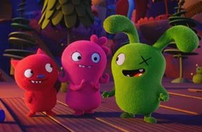 Preview uglydolls movie review pre