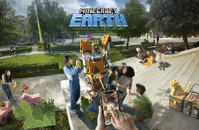 How Minecraft Earth Can Get AR Gaming Right