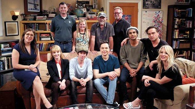 The Big Bang Theory ended after 12 seasons