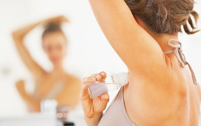 Deodorant will help prevent or hide body odor
