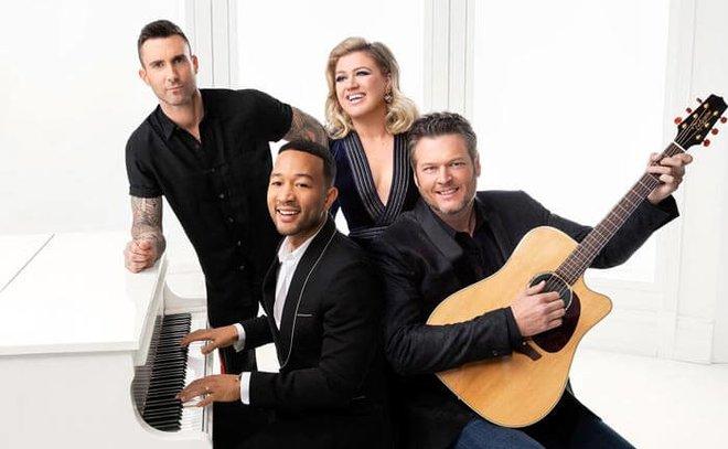 The Voice season 16 judges