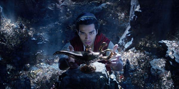 Aladdin Movie Review – Plot Twists and Girl Power are Semi-Successful