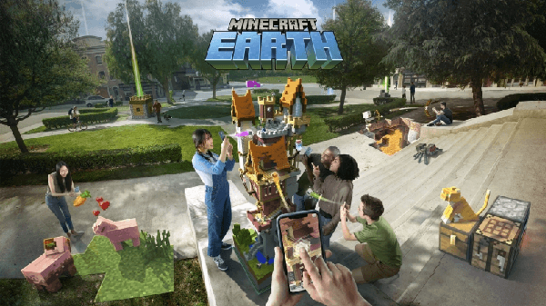 Could we see a deeper look at Minecraft Earth?