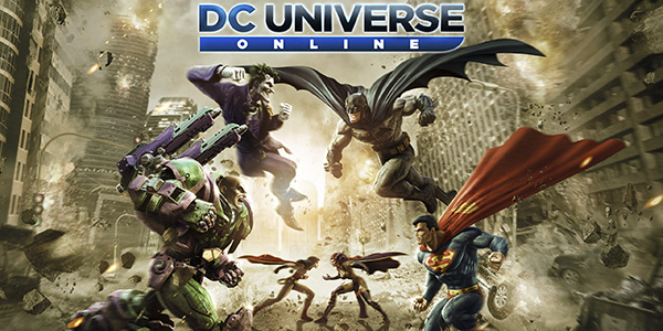 DC Universe Online Coming to Nintendo Switch