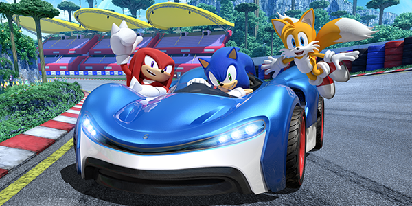 Team Sonic Racing PlayStation 4 Game Review