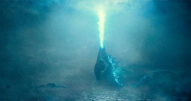 Godzilla at his most powerful