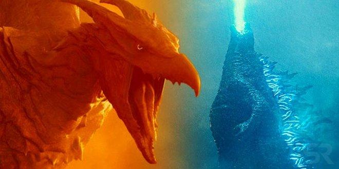 Godzilla will battle Rodan